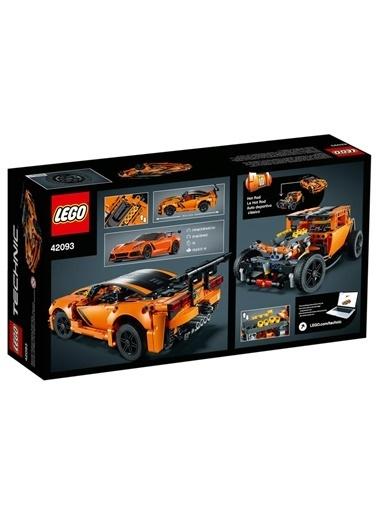 Lego Lego Technic Chevrolet Corvette 42093 Renkli